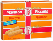 Plasmon - Italian Baby Biscuits (Biscotti), (2)- 380ml Boxes