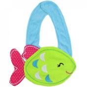 Baby Kids Infant Cute Cartoon Animal Bibs Lunch Bibs Soft Saliva Towel
