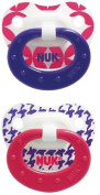 NUK Orthodontic Pacifier Fashion Design