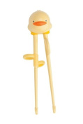 Piyo Piyo Training Chopsticks, Yellow, Large