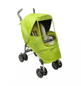 Manito Elegance Alpha Stroller Weather Shield / Rain Cover - Green