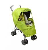 Manito Elegance Alpha Stroller Weather Shield / Rain Cover - Green
