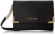 Calvin Klein OMC Saffiano Leather Cross Body