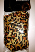 Animal Print Hair Bonnet_Shower Cap_sm