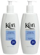Keri Keri Original Daily Dry Skin Therapy Lotion, 440ml