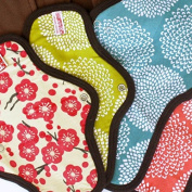 Sckoon Organic Cotton Cloth Menstrual Pad Snap-on Trial Day