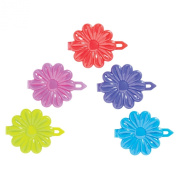 Style It Up Assorted Childrens Daisy Barrettes