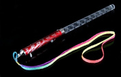 12PCS For Concert and Party 25cm Glowsticks Large Glow Sticks,Red