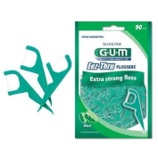 Gum Eez-Thru Flossers Mint, 90 count