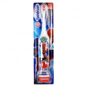 Marvel Ultimate Spider-Man Ready...Set...Brush! 2 Piece Set Includes