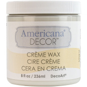Deco Art Americana Decor Creme Wax, 120ml, Clear