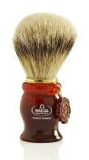 Omega 638 Silvertip Badger Hair Shaving Brush