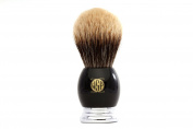 "Large High Density SuperFine 2-Band Silvertip Badger Shaving Brush WSP ""Earl"""