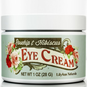 Eye Cream - Daily Moisturiser and Anti Ageing Cream Skin Care - 30ml. NO Parabens, Artificial Colour or Fragrance - Natural Ingredients include Vitamin C, Aloe Vera, Vitamin E, Vitamin B3 plus more Anti Ageing and Moisturising I ..