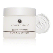 Credentials Glycolic Face Creme 60ml