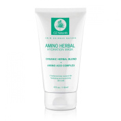 OZ Naturals Facial Mask - The BEST Moisturising Face Mask Contains Rosehip Oil, Pro Vitamin B5 & Amino Acids - This Anti Ageing Face Mask Provides A Hydration Tsunami That Deeply Hydrates & Nourishes Your Skin Cells For That Dewy, Youthful Glow