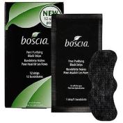 Boscia Pore Purifying Black Strips 12 Strips