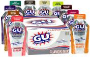 GU Original Sports Nutrition Energy Gel, Variety Pack, 24-Count