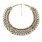 Fun Daisy Grand UK Princess Kate Middleton Hot Fashion Necklace - xl00941