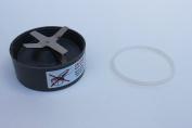 1 Nutri Bullet Extractor Blade + 1 Nutri Bullet Gasket Included!