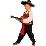 Dress up America Mexican Mariachi Costume Set