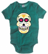 Candy Skull Babygrow