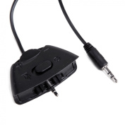 HDE 2.5mm Talkback Puck Cable for Turtle Beach Xbox 360 Headset