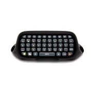 Supersaving360 New Wireless Game Keyboard Chatpad Keypad for Xbox 360 Black