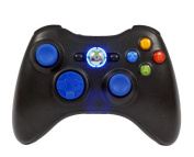 Xbox 360 Rapid Fire Controller Modded Blue Leds for Black Ops2 MW3 Gow3 COD Ghosts 10 Mode