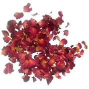 Natural Rose Petals Large 250g Bag , wedding confetti or potpourri