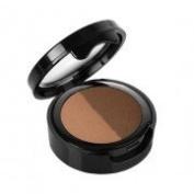 Veana Mineral Line Eyebrow Cake / 2 Colours / Brunette, 1er Pack