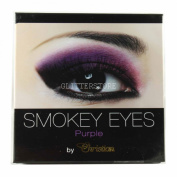 Christian Smokey Eyes 6 Colour Palette Purple