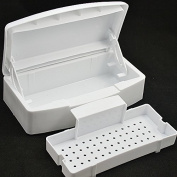 Disinfection Sterilising Tray Box Eyelash Extensions Nail Tattoo Beauty Salon equipment