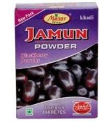 KHADI JAMUN POWDER BLACKBERRY POWDER 125 GM