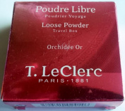 T.LeClerc loose powder orchidee or