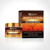 Marula Gold Semi-rich Night Rejuvenating Cream - Elixir for Dry & Very Dry Skin