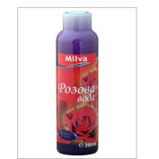 Solutio aqua ROSA 200 ml, Extract of rose oil, Clean the face, Hydration, freshness