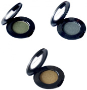 Dollface Mineral Makeup Christmas Gift Set Eye Shadow Sparkling Moss/ Bottled/ Green Efex
