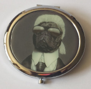 Pet's Rock Fashion Compact Mirror