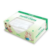 Bumkins Flushable Nappy Liner, Neutral, 100 Pack Kids, Infant, Child, Baby Products