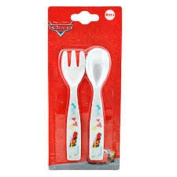 Disney Cars 2 Piece Cutlery set