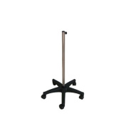 Stainless Steel & Plastic Mobile Exam Examination Light Lamp Stand by Bestdental