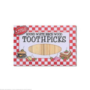 Findingking 24 Boxes Of 600 Round Toothpicks