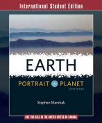 Earth Portrait of a Planet 5E International Student Edition