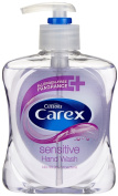 Carex Liquid Soap Sensitive 250ml Pack of 6