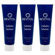 REVITOL CELLULITE CREAM - NEW FORMULA - Cellulite Removal Cream - 3 TUBE