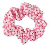 Pink Daisy Hair Scrunchie IN4658