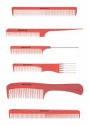 Head Jog 201 Cutting Comb Pink HT61131