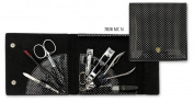 3 Swords - 7 Piece Manicure & Pedicure Case, made of high quality Lacquer material, Quality