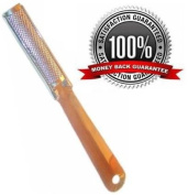 Professional Stainless Steel Pedicure Foot File Foot Rasp 18.5cm.